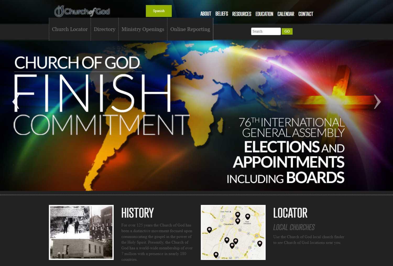 Church of God International