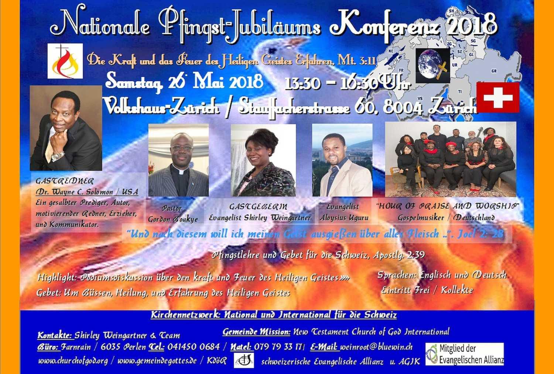 Nationale Pfingst-Jubiläums-Konferenz 2018 (DE)